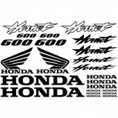 Honda Hornet 600 Decal Stickers kit