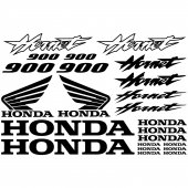 Honda Hornet 900 Decal Stickers kit