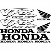Honda vfr racing Decal Stickers kit