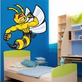 Hornet Wall Stickers