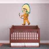 Indian Wall Stickers