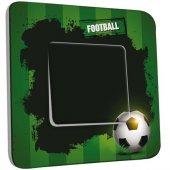 Interrupteur Décoré Poussoir Football 1