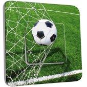 Interrupteur Décoré Simple Ballon de Foot-BUT
