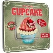 Interrupteur Décoré Simple Cupcake 1