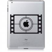 iPad 2 Aufkleber Film