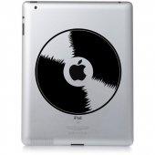 iPad 2 Aufkleber Vinyl