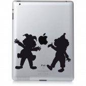 iPad 2 Aufkleber Zirkus