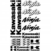 Kawasaki ninja ZX-7r Decal Stickers kit
