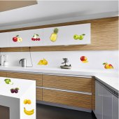 Kit Adesivo Murale   11 frutta