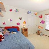 Kit Autocolante decorativo infantil peixe