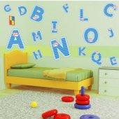 kit Stickers alphabet