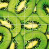 Kiwi - Tiles Wall Stickers