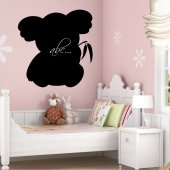 Koala - Chalkboard / Blackboard Wall Stickers