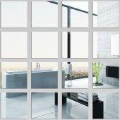 Komplet luster Plexiglas - Kwadraty