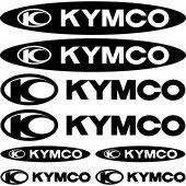 Kymco Aufkleber-Set