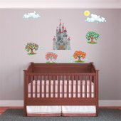 Landscape Wall Stickers