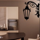 Lantern Wall Stickers