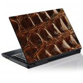 Laptop-Aufkleber Krokodil