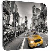 Lichtschalter Dekoriert - New York Taxi