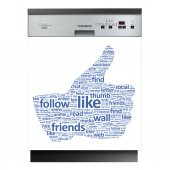 Like - Dishwasher Cover Panels