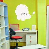 Lion - Whiteboard Wall Stickers
