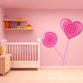 Lollipops Wall Stickers
