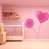 Lollipops Wall Stickers