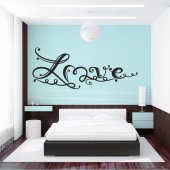 Love Wall Stickers