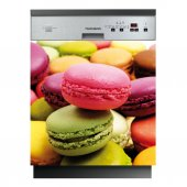Macaroons - Dishwasher Cover Panels