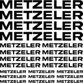 Metzeler Aufkleber-Set