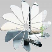Miroir Acrylique Plexiglass Fleur 1