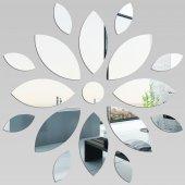 Miroir Acrylique Plexiglass Fleur