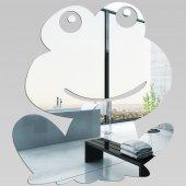 Miroir Acrylique Plexiglass Grenouille