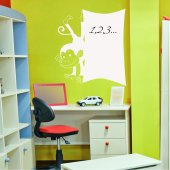 Monkey - Whiteboard Wall Stickers