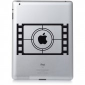Movie - Decal Sticker for Ipad 3