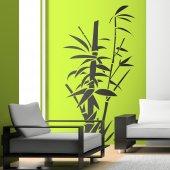 Naklejka ścienna - Bambus