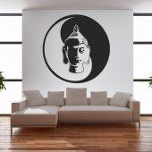 Naklejka ścienna - Budda