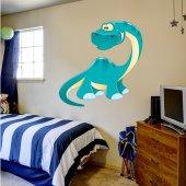 Naklejka ścienna Dla Dzieci - Dinozaur