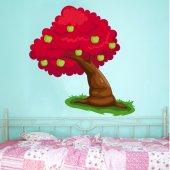 Naklejka ścienna Dla Dzieci - Drzewo