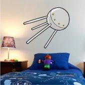 Naklejka ścienna Dla Dzieci - Kosmos