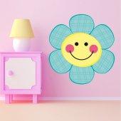 Naklejka ścienna Dla Dzieci - Kwiatek