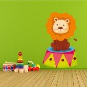 Naklejka ścienna Dla Dzieci - Lwiątko