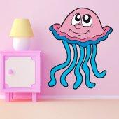 Naklejka ścienna Dla Dzieci - Meduza