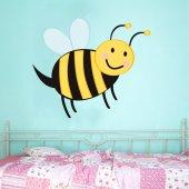 Naklejkaścienna Dla Dzieci - Pszczoła
