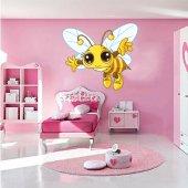 Naklejka ścienna Dla Dzieci - Pszczoła