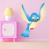 Naklejka ścienna Dla Dzieci - Ptaszek