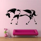 Naklejka ścienna - Koń