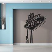 Naklejka ścienna - Las Vegas