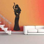 Naklejka ścienna - Motyw afrykański