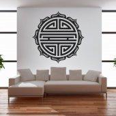 Naklejka ścienna - Symbol Azja